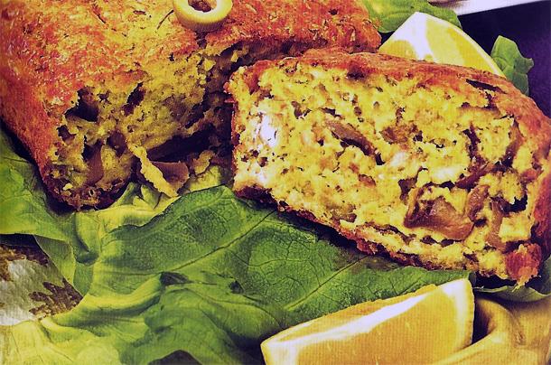 Cake aux sardines