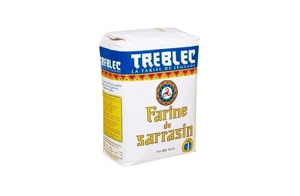 La farine de Sarrasin