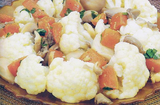 Salade de chou-fleur