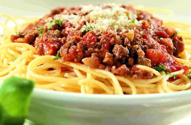 Recette de Sauce bolognaise pour spaghetti à la bolognaise