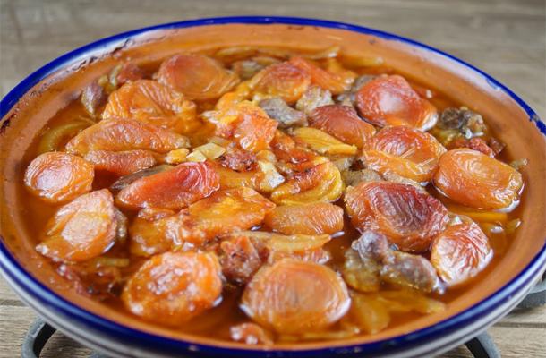 Recette du lapin aux abricots (tajine sucré salé)