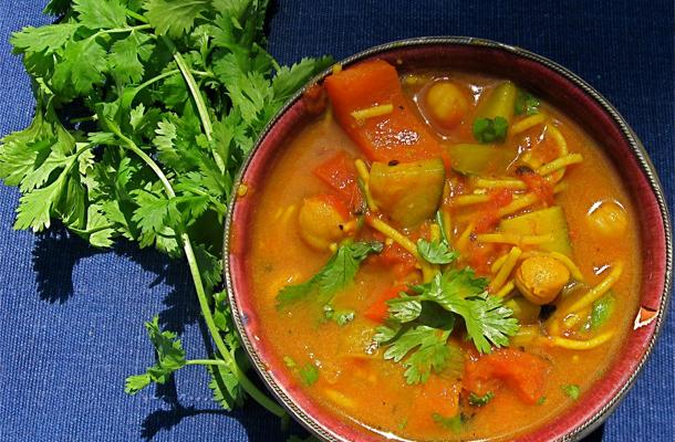 Recette de la soupe Harira marocaine facile et rapide
