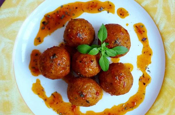 Recette de köfte turc pas cher (boulette de viande aux légumes)