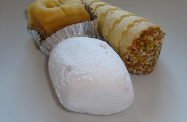 Recette du gâteau algérien Makrout El Louz (pâtisserie orientale)