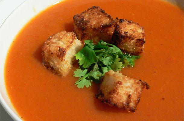 Recette de la soupe aux marrons et potiron (halloween)