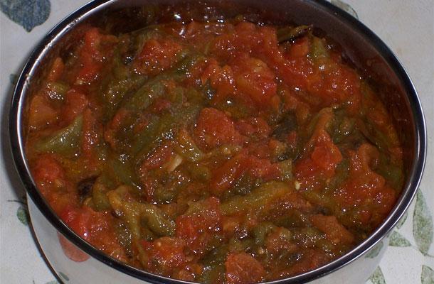 Recette de la tchoutchouka facile blog - Recette de cuisine algerienne gratins ...