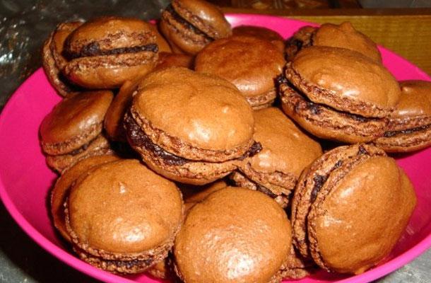 Recette du macaron facile au chocolat