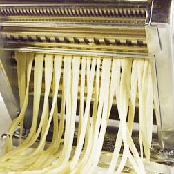 Recette de la pâte à pates fraiches