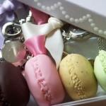 Les bijoux macarons