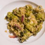 Recette Vegan des choux de Bruxelles à la moutarde